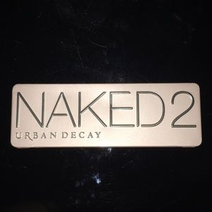 Naked 2 Palette, Authentic
